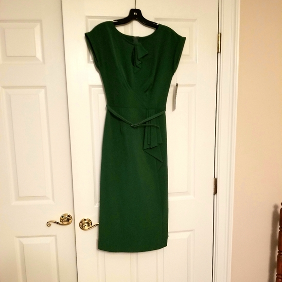 Stop Staring Dresses & Skirts - Stop Staring 1940s Timeless Fitted Wiggle Dress